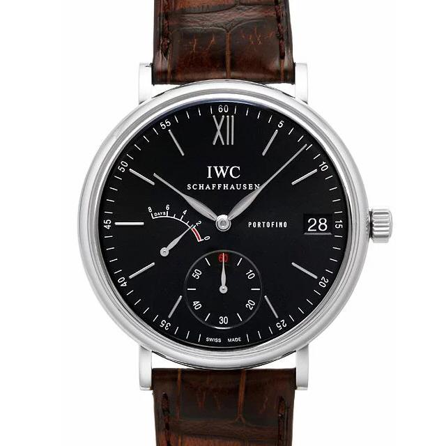 [추가비용없음] IWC IW510102 Portofino Hand Wound Eight Days IW510102
