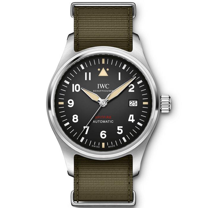 [추가비용없음] IWC IW326801 파일럿 워치 오토매틱 스핏파이어