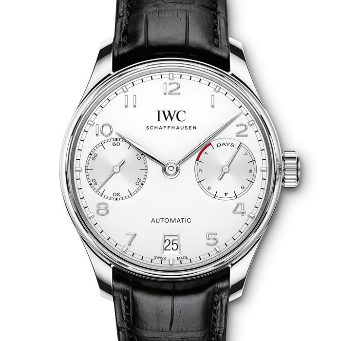 [추가비용없음] IWC IW500712 Portuguese Automatic 7days