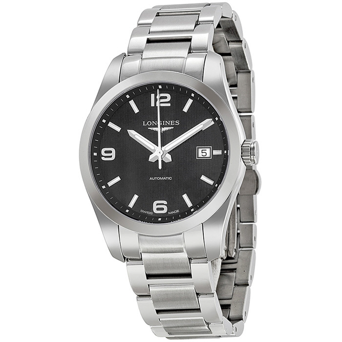 [추가비용없음] 론진 LONGINES Conquest Automatic 40mm L2.785.4.56.6