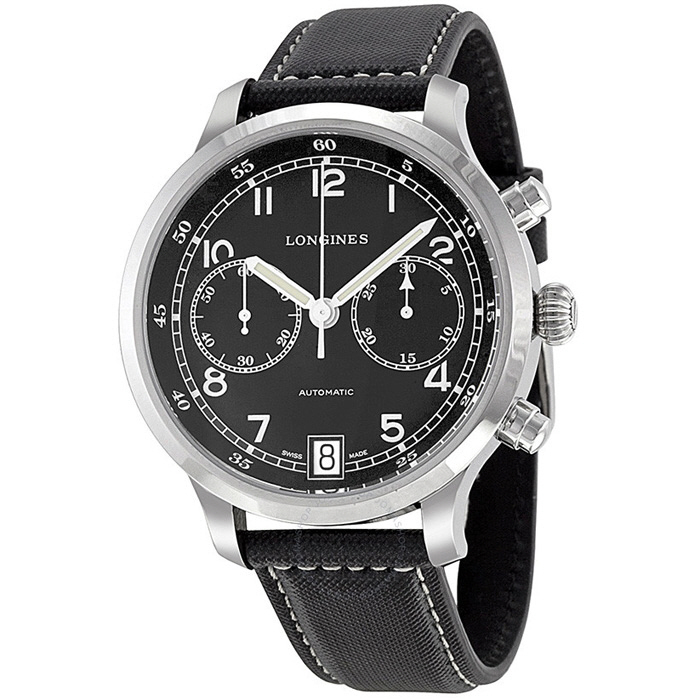 [추가비용없음] 론진 L2.790.4.53.0 Military 1938 42mm HERITAGE LONGINES