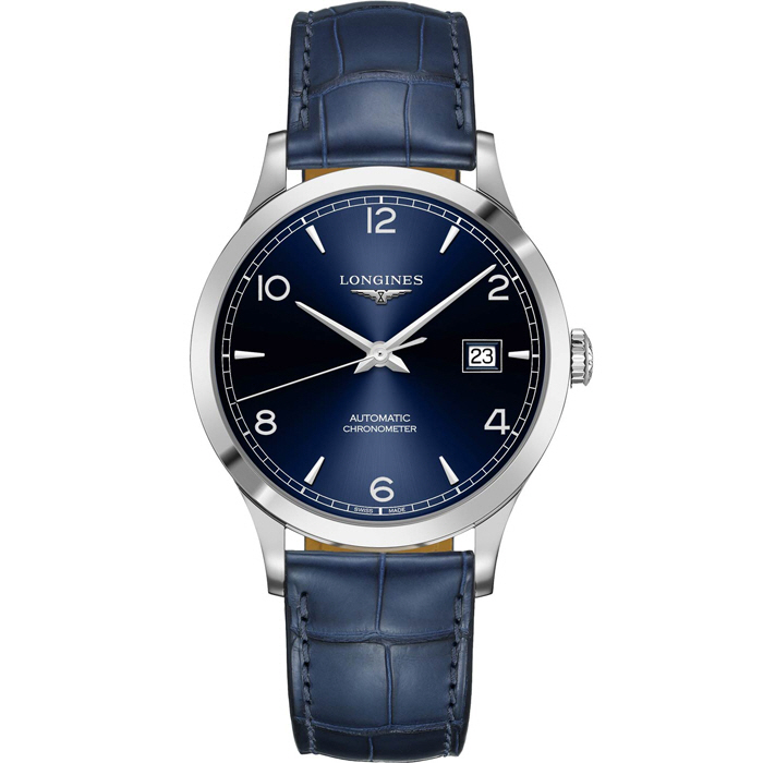 [추가비용없음] 론진 LONGINES L2.821.4.96.4 LONGINES Record collection