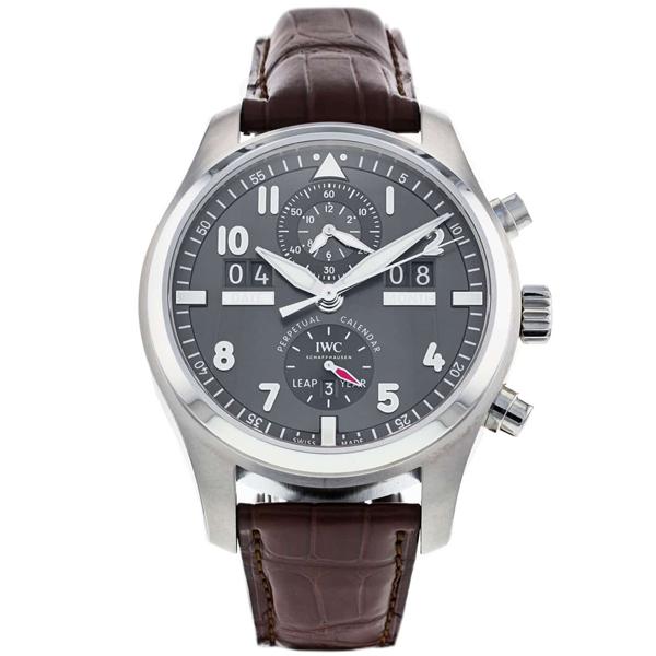 [추가비용없음] IWC 파일럿 워치 IW00379107 IWC IW379107 Pilot Spitfire Chronograph