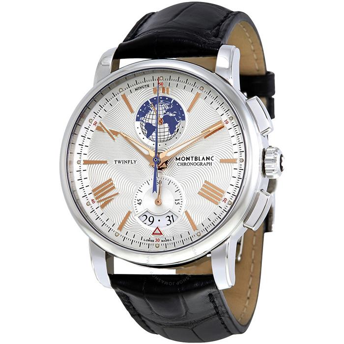 [추가비용없음] 몽블랑 MontBlanc 114859 Twinfly Chronograph 110 Years Limited Edition