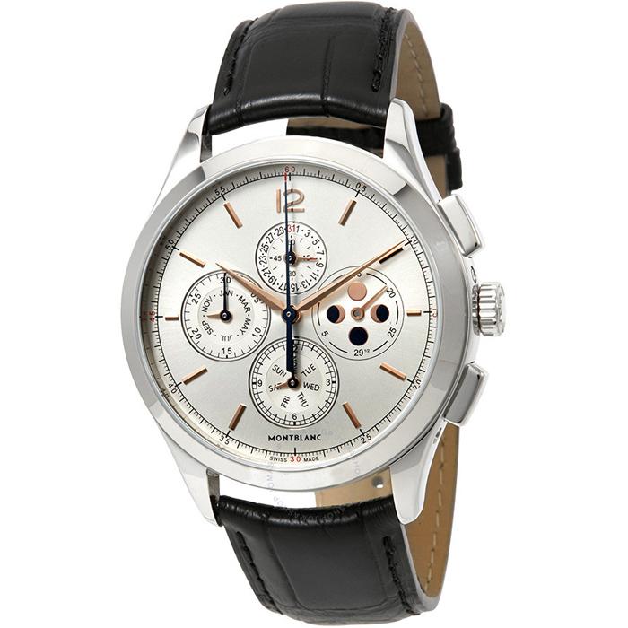 [추가비용없음] 몽블랑 MontBlanc 114875 Heritage Chronometrie