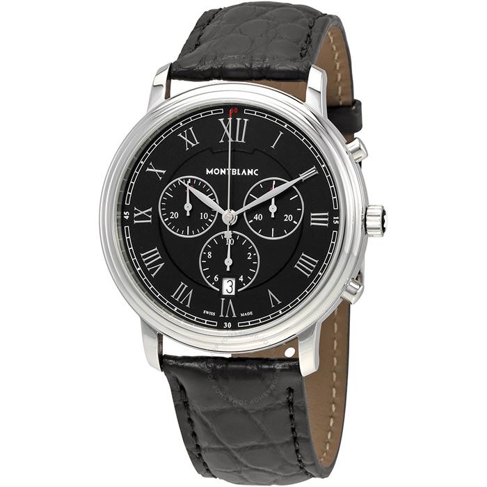 [추가비용없음] 몽블랑 MontBlanc 117047 Tradition Chronograph