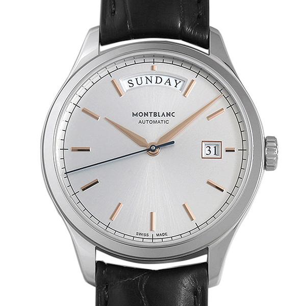 [추가비용없음] 몽블랑 MontBlanc 118224 Heritage Chronometrie Day-Date Automatic