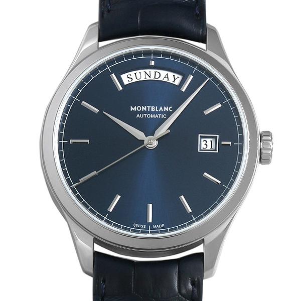[추가비용없음] 몽블랑 MontBlanc 118225 Heritage Chronometrie Day-Date Automatic