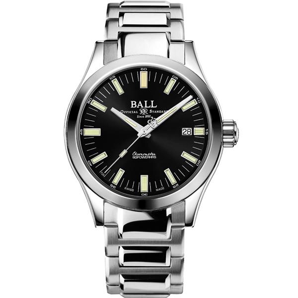 [추가비용없음] BALL WATCH 볼워치 NM2032C-S1CJ-BK Engineer M