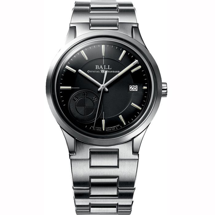 [추가비용없음] BALL WATCH 볼워치 NM3010D-SCJ-BK Ball BMW 클래식 Mens Watch Model