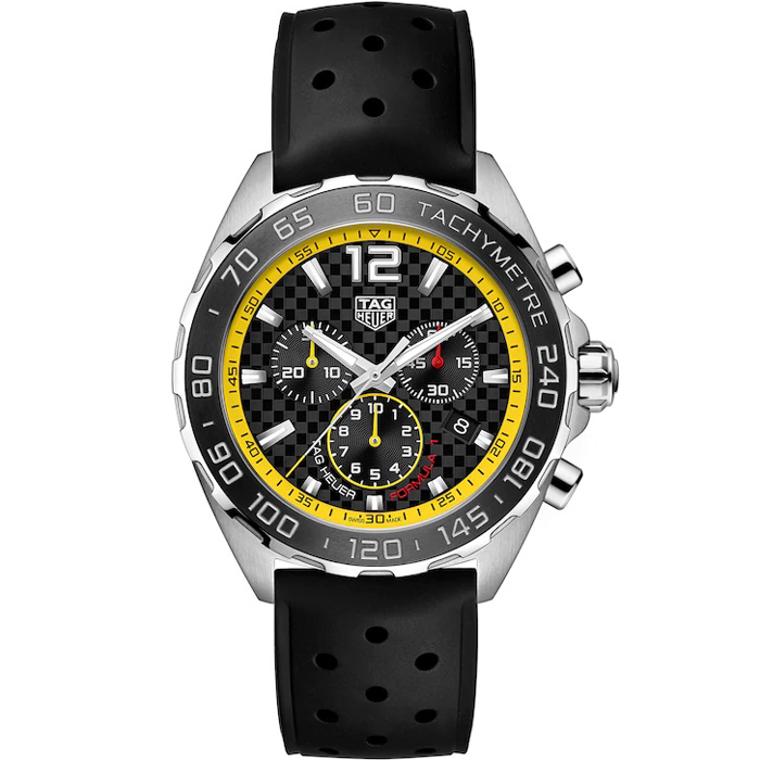 [추가비용없음] TAG HEUER CAZ101AC.FT8024 태그호이어 FORMULA 1 QUARTZ