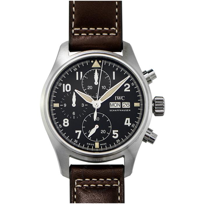 [추가금액없음] IWC IW387903 Pilot's Watch Chronograph Spitfire Automatic