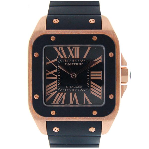 [추가비용없음] 까르띠에 CARTIER W20124U2 CARTIER SANTOS 100 까르띠에 시계