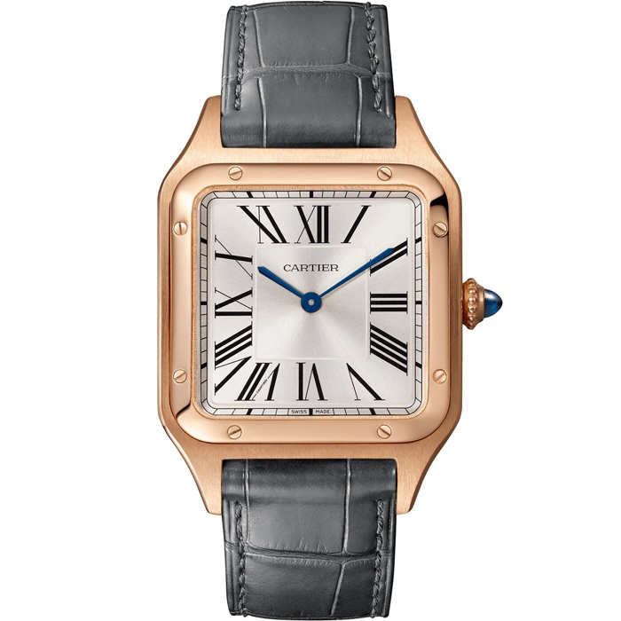 [추가비용없음] 까르띠에 Cartier WGSA0021 SANTOS DE Cartier