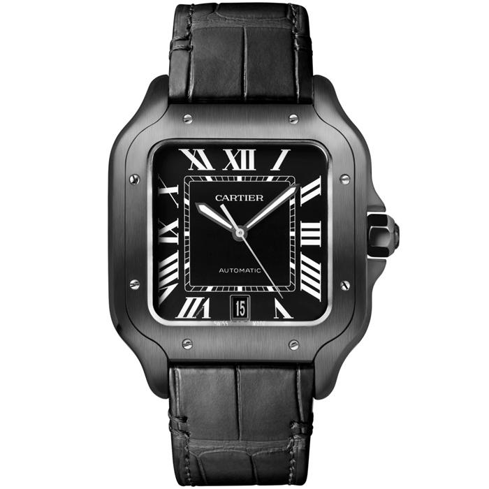 [추가비용없음] 까르띠에 Cartier WSSA0039 Santos
