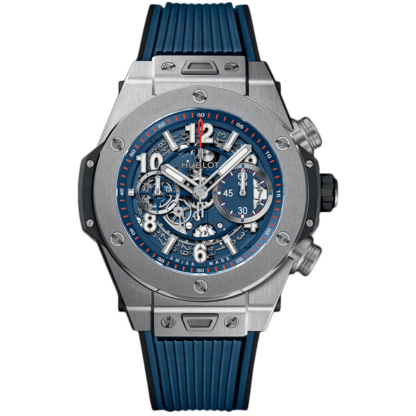 [추가비용없음] 위블로 HUBLOT 빅뱅 HUBLOT 441.NX.5179.RX Big Bang Unico Titanium Ceramic
