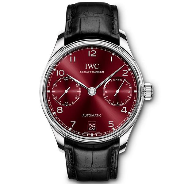 [추가비용없음] 아이더블유씨 IW500714 Portuguese IWC Portuguese Automatic 7days