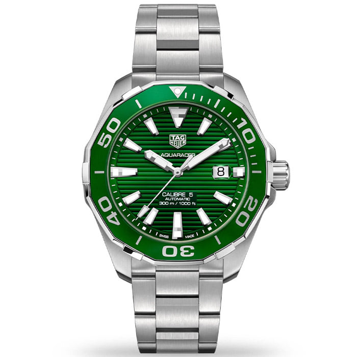 [추가비용없음] 태그호이어 WAY201S.BA0927 TAG Heuer Aquaracer Calibre 5