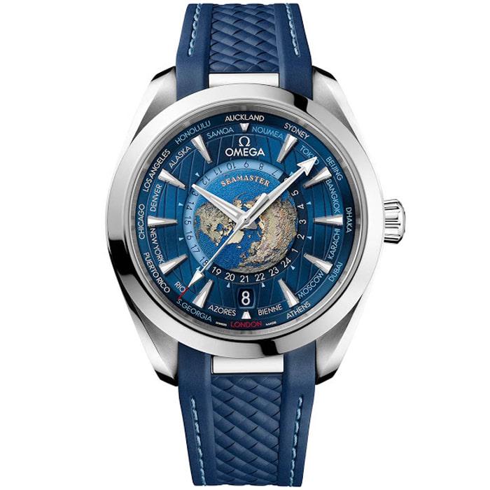 [추가비용없음] OMEGA Seamaster OMEGA Aqua Terra Co-Axial Master 220.12.43.22.03.001