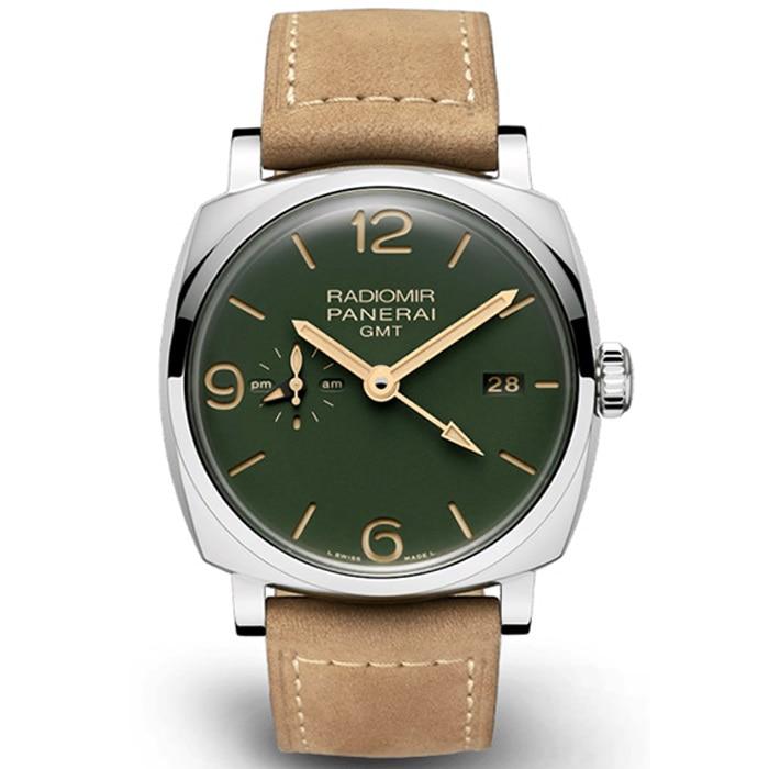 [추가비용없음] 파네라이 PANERAI PAM00998 Radiomir GMT Military Green Dial