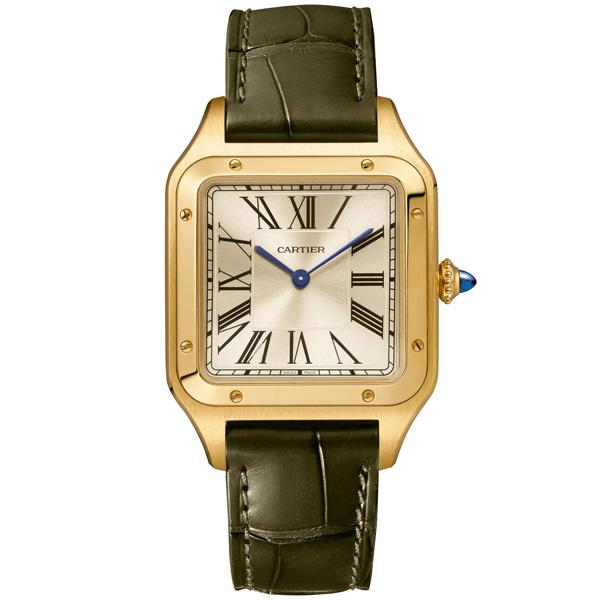 [추가비용없음] 까르띠에 Cartier WGSA0027 Santos Dumon