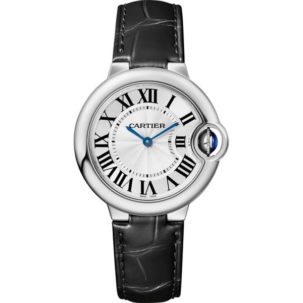 [추가비용없음] 까르띠에 Cartier WSBB0034 Ballon Bleu de Cartier 까르띠에 여성 33mm
