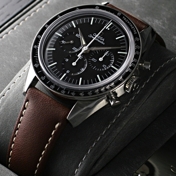 [추가비용없음] 오메가 OMEGA 311.32.40.30.01.001 Speedmaster First in Space Limited Edition 문패이즈