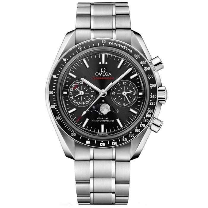 [추가비용없음] 오메가 OMEGA 304.30.44.52.01.001 Speedmaster Moonphase Co-Axial Master Chronometer