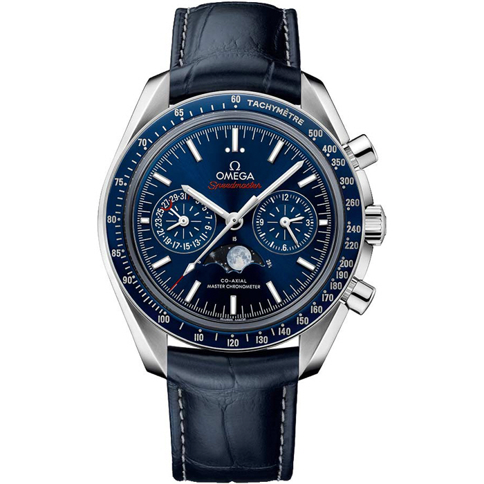 [추가비용없음] 오메가 OMEGA Speedmaster Moonphase Co-Axial Master 44.2mm