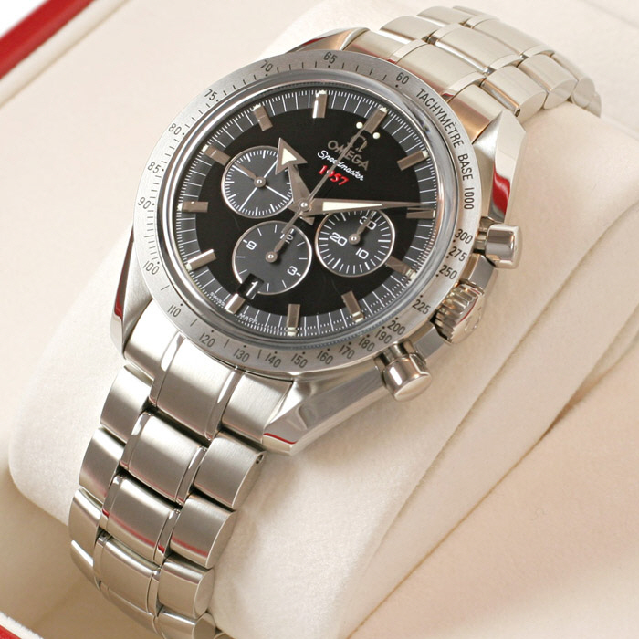 [추가비용없음] 오메가 OMEGA 321.10.42.50.01.001 Speedmaster Broadarow 1957 42mm