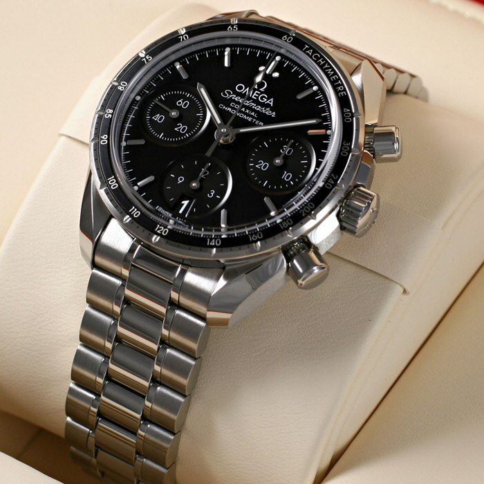 [추가비용없음] 오메가 OMEGA 324.30.38.50.01.001 SPEEDMASTER CO-AXIAL CHRONOGRAPH 38mm