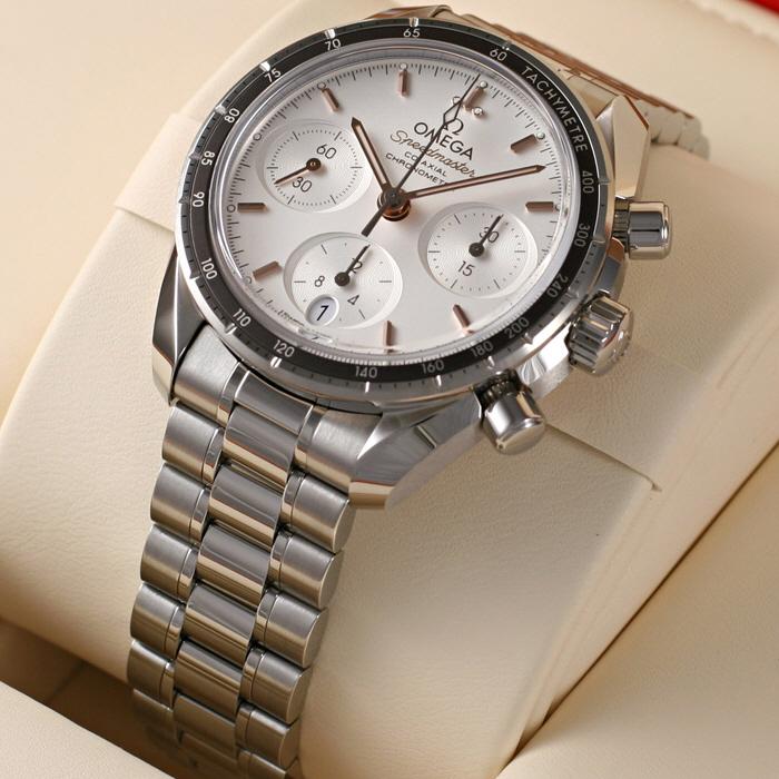 [추가비용없음] 오메가 스피드마스터 OMEGA 324.30.38.50.02.001 Speedmaster Chronograph Automatic