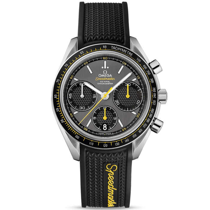 [추가비용없음] 오메가 OMEGA Speedmaster 326.32.40.50.06.001 Steel on rubber strap