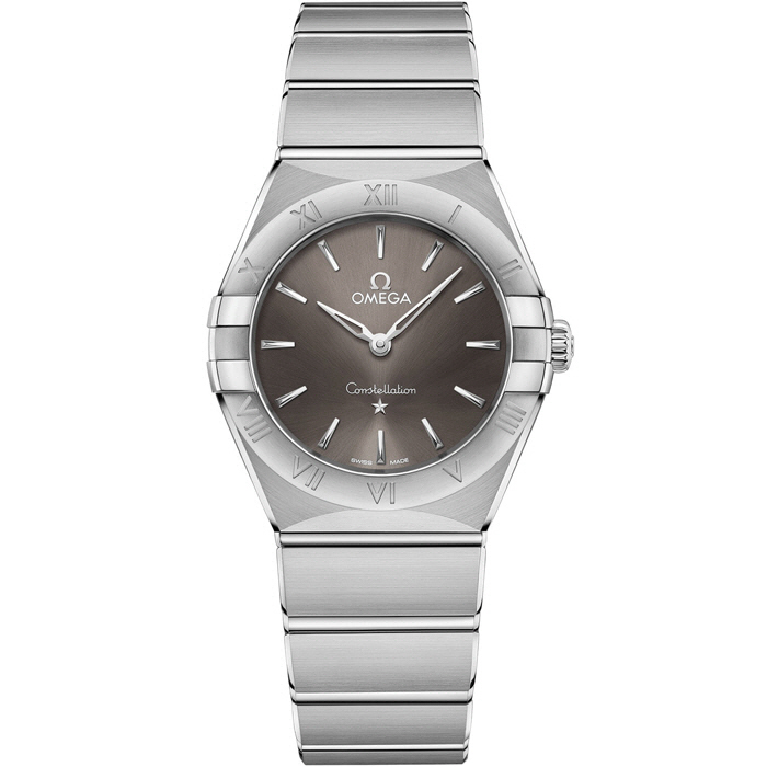 [추가비용없음] 오메가 OMEGA 131.10.28.60.06.001 Constellation Steel Watch