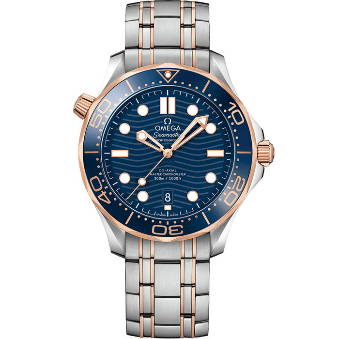 [추가비용없음] 오메가 OMEGA 210.20.42.20.03.002 Seamaster Professional 300 Co-Axial Master Chronometer