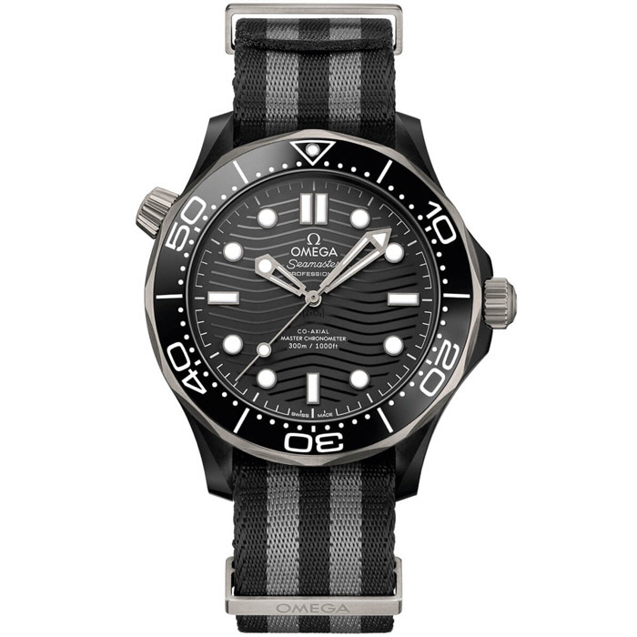 [추가비용없음] 오메가 OMEGA 210.92.44.20.01.002 Seamaster Diver 300M In Ceramic And Titanium