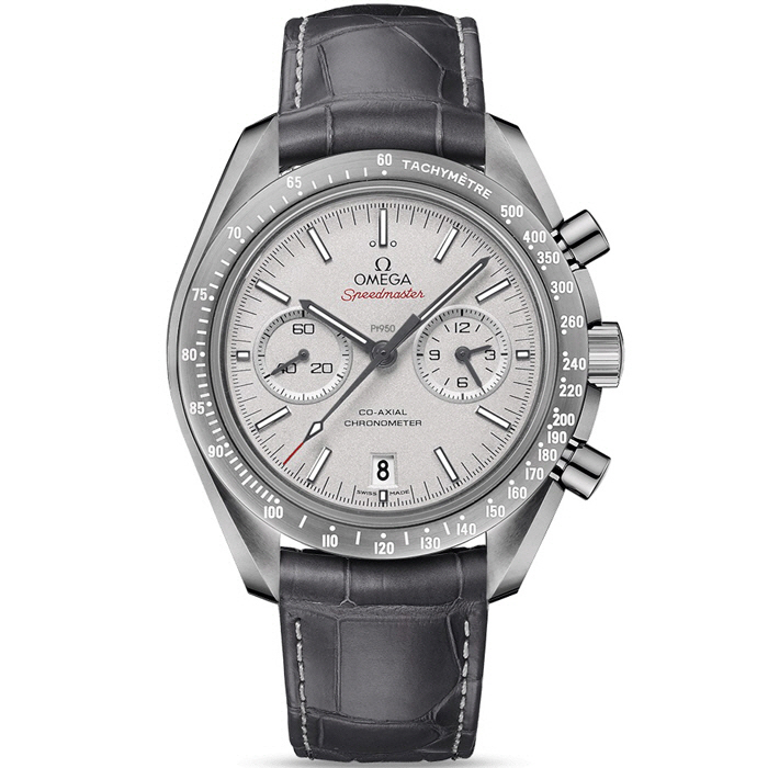 [추가비용없음] 오메가 OMEGA 311.93.44.51.99.002 Speedmaster Moonwatch Automatic Grey