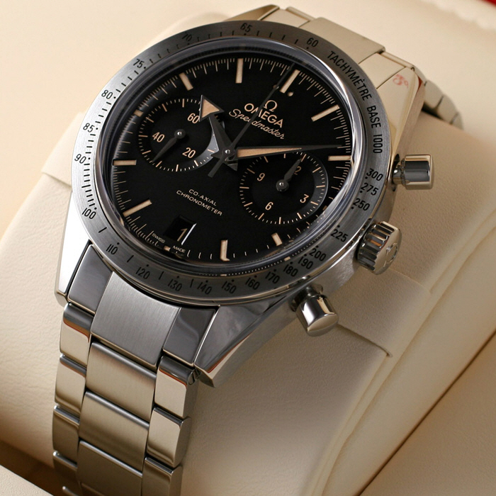[추가비용없음] 오메가 OMEGA Speedmaster 57 Chronograph 41.5mm