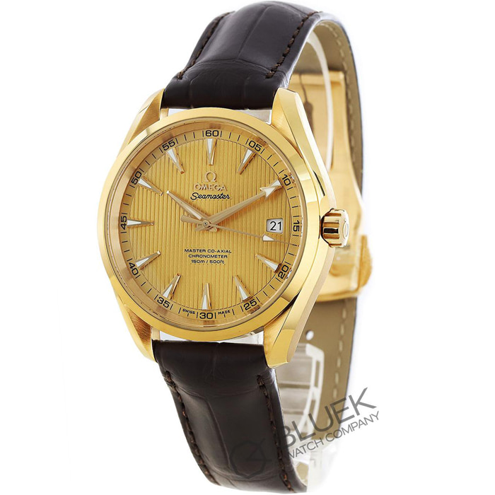 [추가비용없음] 오메가 OMEGA 231.53.42.21.08.001 Seamaster Aqua Terra 150M Co-Axial 41.5 mm