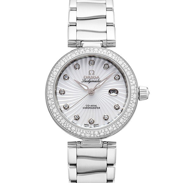 [추가비용없음] 오메가 OMEGA 425.35.34.20.55.001 De Ville Ladymatic Co-Axial 34 mm