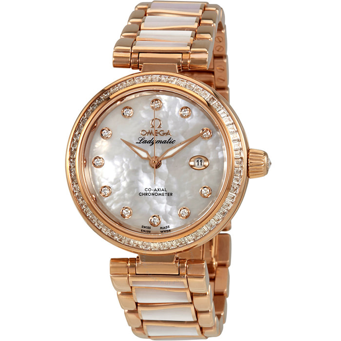 [추가비용없음] 오메가 OMEGA 425.65.34.20.55.007 De Ville Ladymatic Co-Axial 34 mm