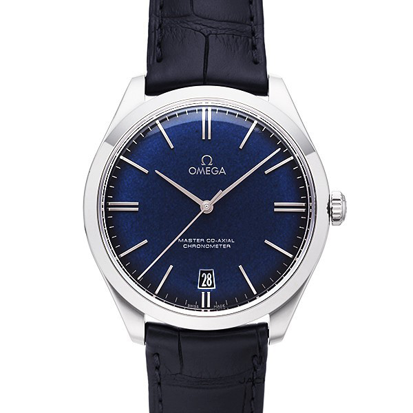 [추가비용없음] 오메가 OMEGA 432.53.40.21.03.001 De Ville Tresor Master Co-Axial 40 mm