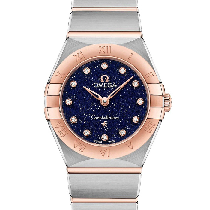 [추가비용없음] 오메가 OMEGA Constellation Manhattan Quartz 25mm 여성