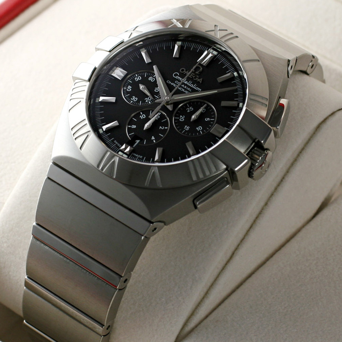 [추가비용없음] 오메가 OMEGA 1514.51 Double Eagle Automatic Chronograph