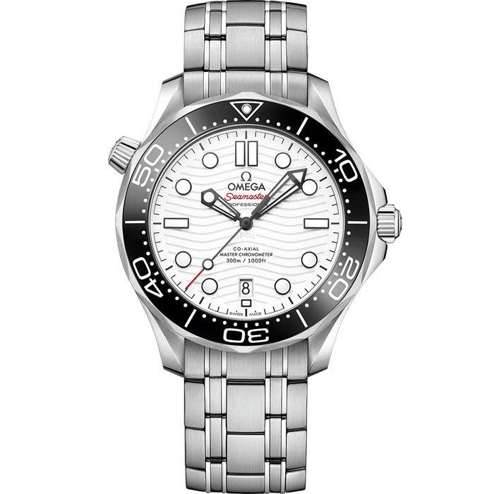 [추가비용없음] 오메가 OMEGA 210.30.42.20.04.001 Seamaster Diver 300m Co-Axial Master Chronometer 42mm