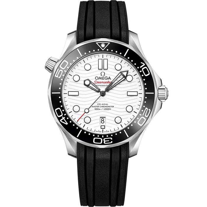 [추가비용없음] 오메가 OMEGA 210.32.42.20.04.001 Seamaster Diver 300m Co-Axial Master Chronometer 42mm