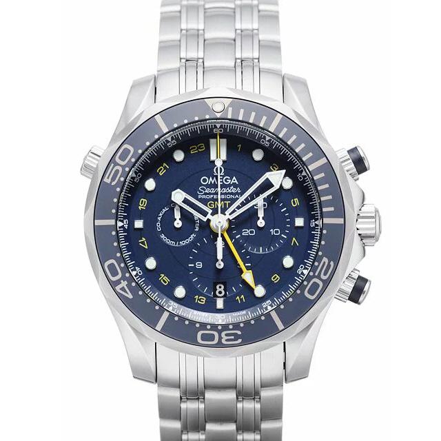 오메가 OMEGA 212.30.44.52.03.001 Seamaster Professional 300 Co-Axial GMT