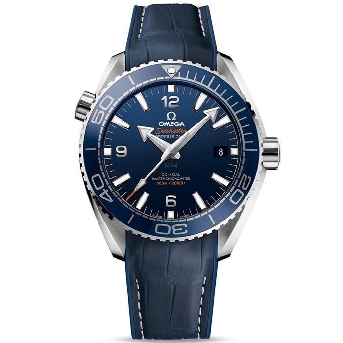 [추가비용없음] OMEGA 215.33.44.21.03.001 Seamaster Professional 600 Planet Ocean Co-Axial Master Chronometer 43.5mm