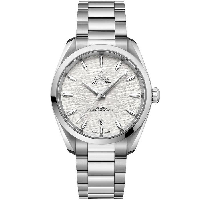 [추가비용없음] 오메가 OMEGA 220.10.38.20.02.003 Seamaster Aqua Terra Co-Axial Master Chronometer Master