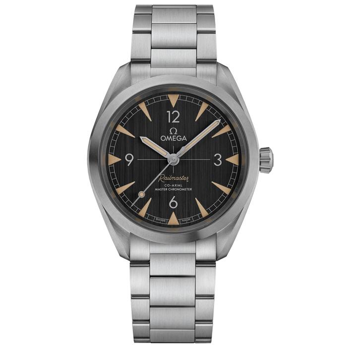 [추가비용없음] 오메가 OMEGA Seamaster 220.10.40.20.01.001 Railmaster Co-Axial Master Chronometer
